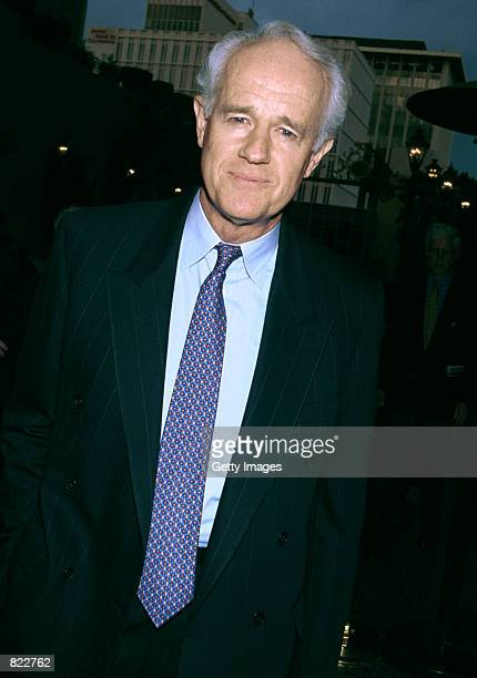 Actor and President of DPF Mike Farrell arrives at the Los Angeles chapter of Death Penalty Focus'' 10th Annual awards banquet April 4 2001 in Los...