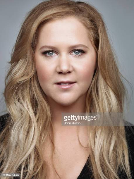 Actor and producer Amy Schumer is photographed for 20th Century Fox Press Shoot on February 24 2017 in Los Angeles California