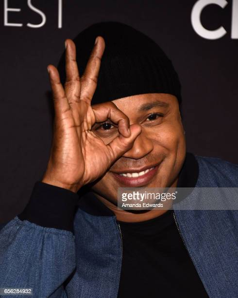 Actor and rapper LL Cool J attends The Paley Center For Media's 34th Annual PaleyFest Los Angeles 'NCIS Los Angeles' screening and panel at the Dolby...