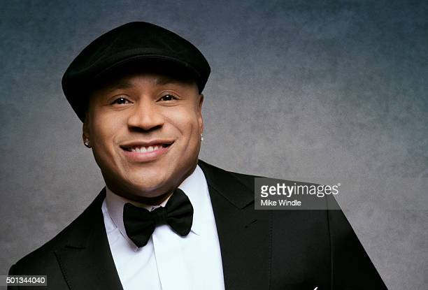 Actor and rapper LL Cool J poses for a portrait at the Sinatra 100 An AllStar GRAMMY Concert at Wynn Las Vegas on December 2 2015 in Las Vegas Nevada