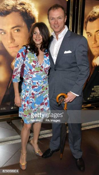 Actor and singer Gary Kemp and his wife Lauren Barbour arrive for the world charity premiere of Alfie at the Empire Leicester Square in central...
