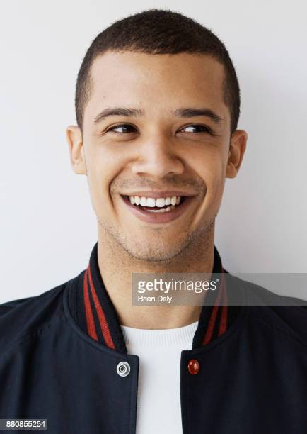 Actor and singer Jacob Anderson aka Raleigh Ritchie is photographed for Forever Sport magazine on March 28 2017 in London England