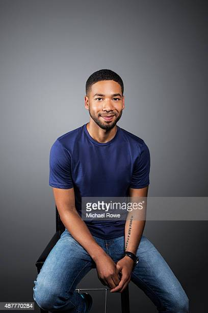 Actor and singer Jussie Smollett is photographed for Essencecom on July 3 2015 in New Orleans Louisiana