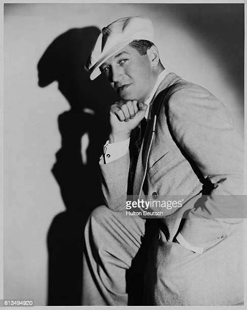 Actor and Singer Maurice Chevalier