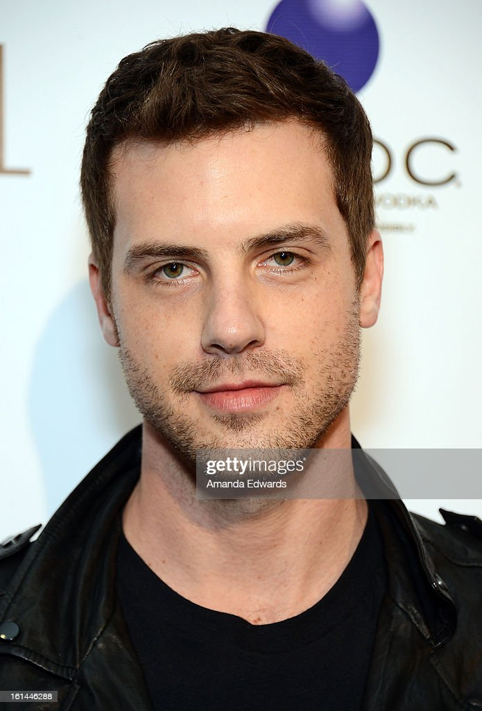 Actor and singer Tilky Jones arrives at the Los Angeles Confidential and Harmony Project GRAMMY after party honoring Mary J. Blige at Elevate Lounge on February 10, 2013 in Los Angeles, California.