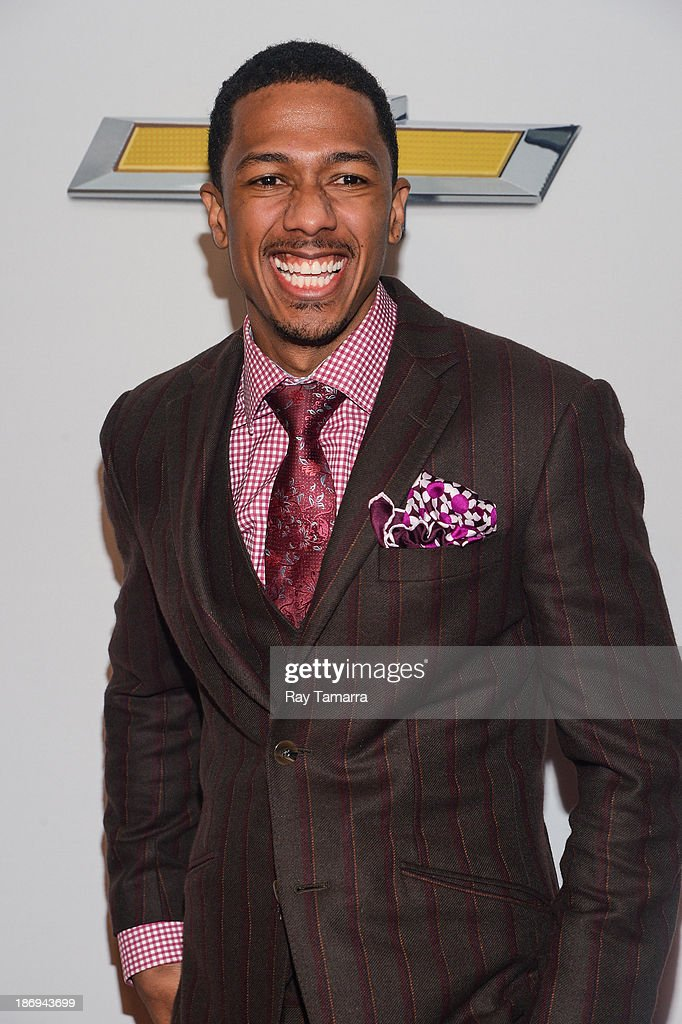 Actor and TV personality <a gi-track='captionPersonalityLinkClicked' href=/galleries/search?phrase=Nick+Cannon&family=editorial&specificpeople=202208 ng-click='$event.stopPropagation()'>Nick Cannon</a> attends the 2013 EBONY Power 100 List Gala at Frederick P. Rose Hall, Jazz at Lincoln Center on November 4, 2013 in New York City.