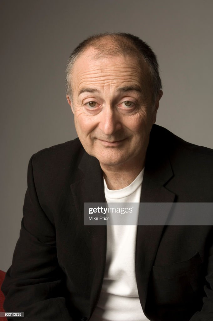 Actor and TV presenter <a gi-track='captionPersonalityLinkClicked' href=/galleries/search?phrase=Tony+Robinson+-+Actor&family=editorial&specificpeople=14360293 ng-click='$event.stopPropagation()'>Tony Robinson</a> poses for a studio portrait session in 2007 in London.