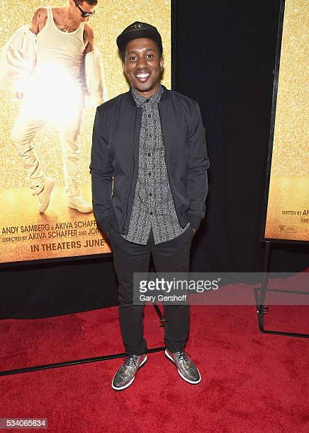 Actor and writer Chris Redd attends the 'Popstar Never Stop Never Stopping' New York premiere at AMC Loews Lincoln Square 13 theater on May 24 2016...
