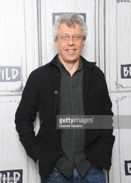 Actor and writer Eric Bogosian attends Build Series to discuss 'Billions' and his book 'Operation Nemesis' at Build Studio on March 23 2017 in New...