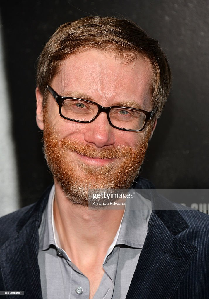 Actor and writer <a gi-track='captionPersonalityLinkClicked' href=/galleries/search?phrase=Stephen+Merchant&family=editorial&specificpeople=646779 ng-click='$event.stopPropagation()'>Stephen Merchant</a> arrives at the Los Angeles premiere of 'Captain Phillips' at the Academy of Motion Picture Arts and Sciences on September 30, 2013 in Beverly Hills, California.