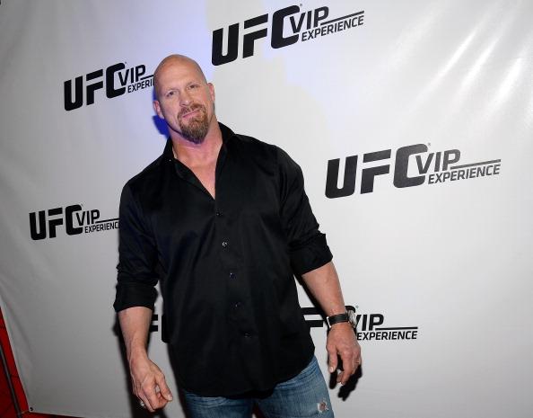 Celebrities Attend UFC 170 - Rousey v McMann : News Photo