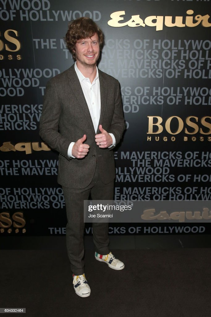 Esquire Celebrates March Cover Star James Corden and the Mavericks of Hollywood Presented by Hugo Boss