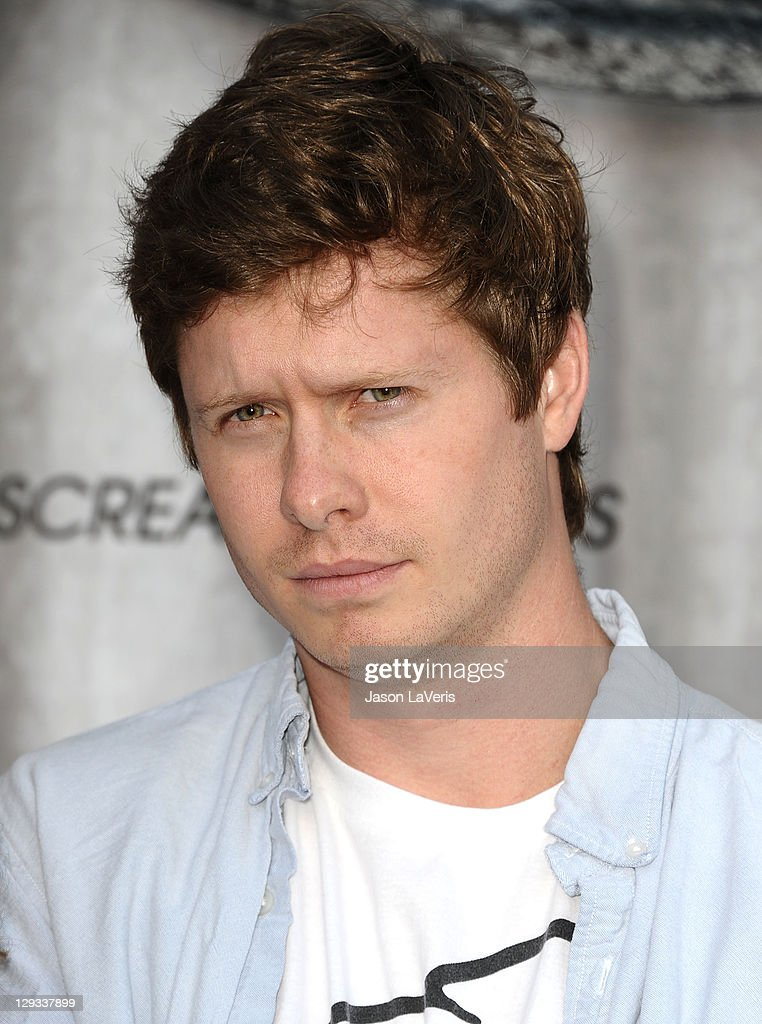 Actor Anders Holm attends Spike TV's 2011 Scream Awards at Gibson Amphitheatre on October 15, 2011 in Universal City, California.