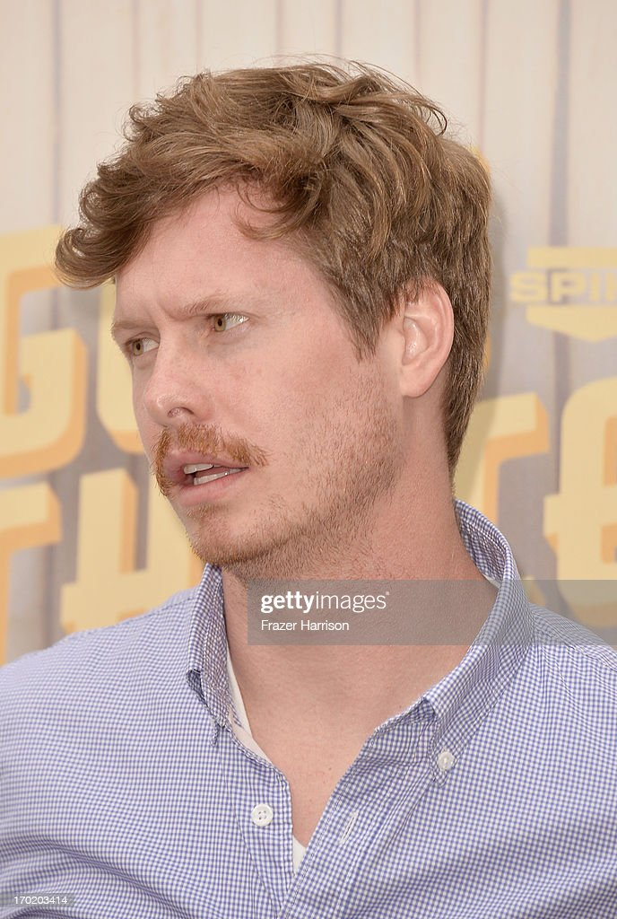 Actor Anders Holm attends Spike TV's Guys Choice 2013 at Sony Pictures Studios on June 8, 2013 in Culver City, California.