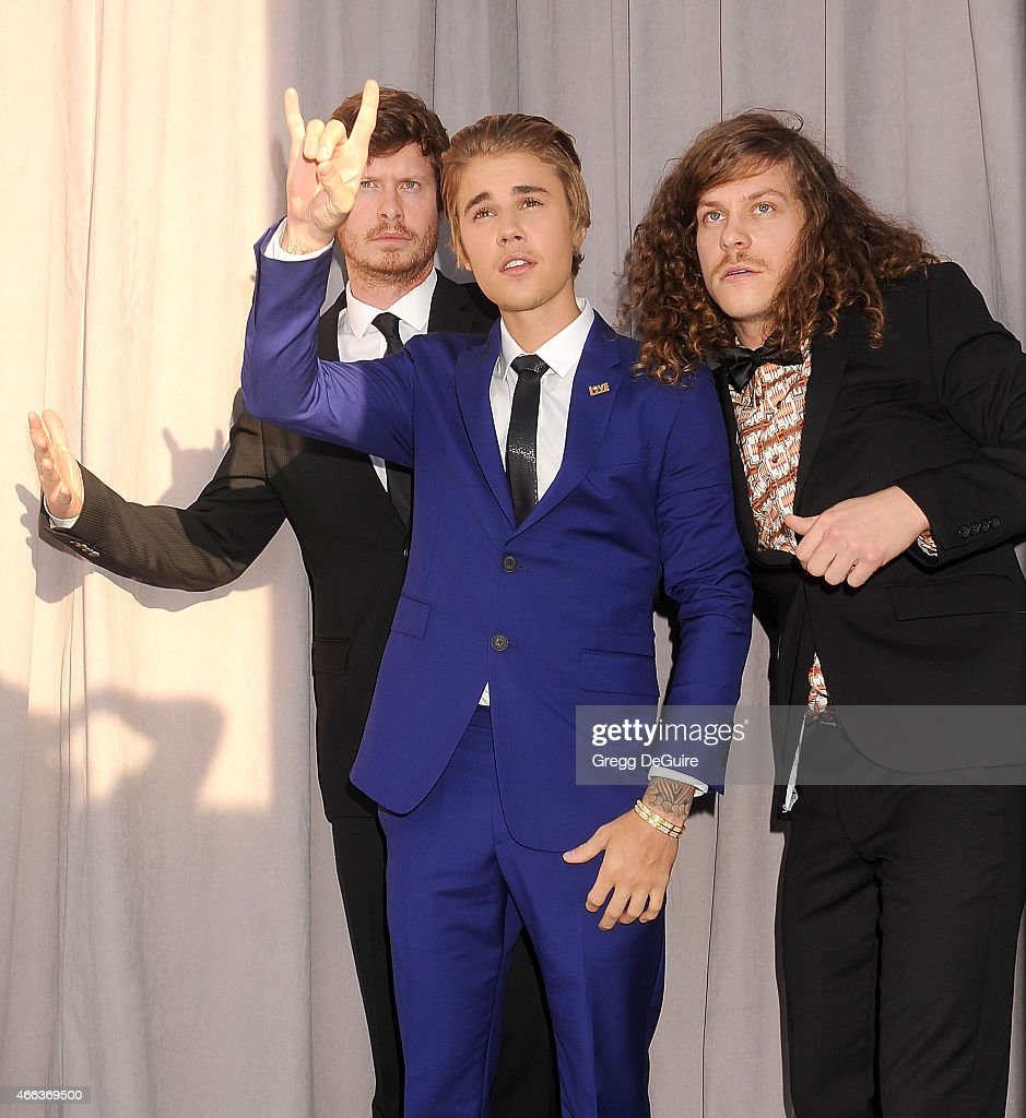 Comedy Central Roast Of Justin Bieber - Arrivals