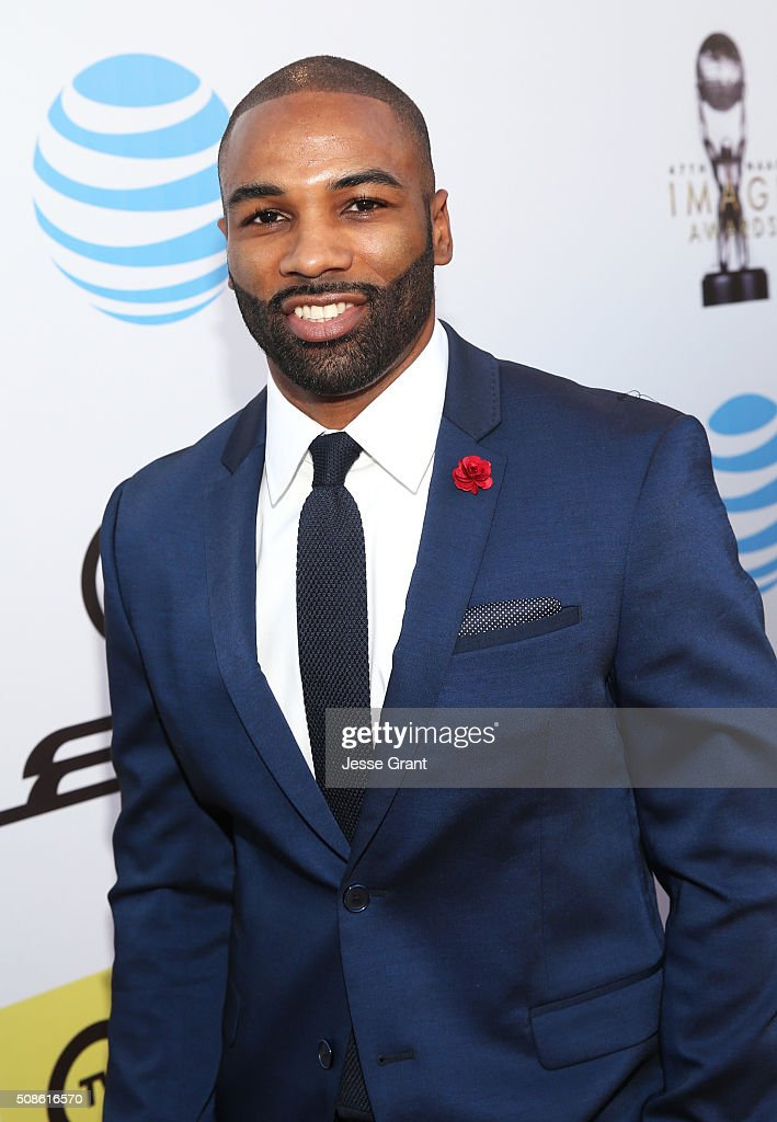 Actor Andra Fuller attends the 47th NAACP Image Awards presented by TV One at Pasadena Civic Auditorium on February 5, 2016 in Pasadena, California.