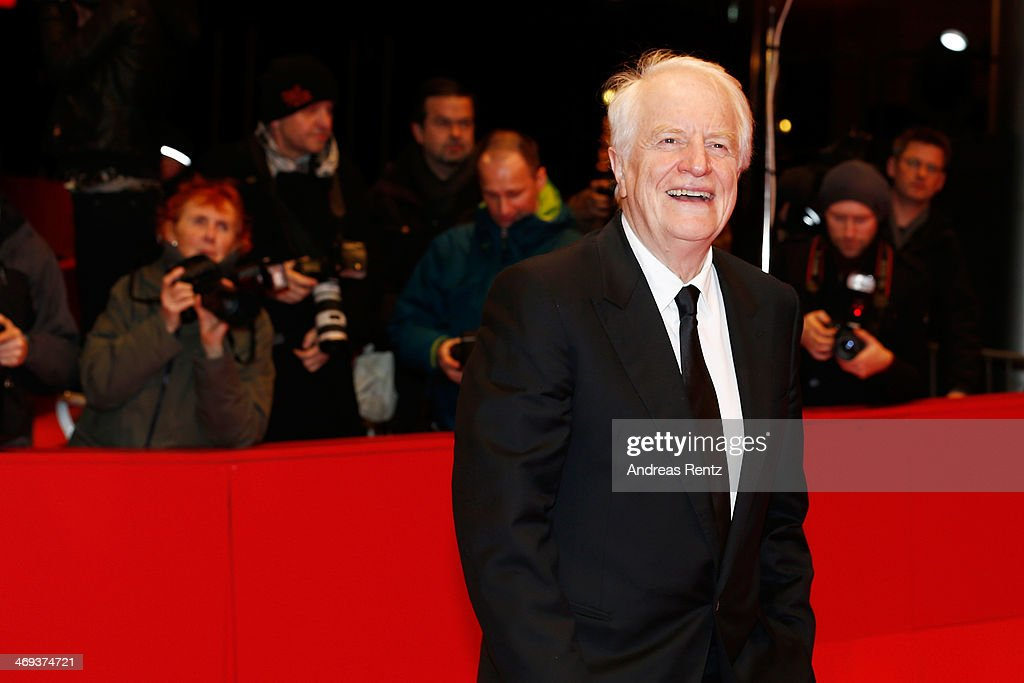 Actor Andre Dussollier attends the 'La belle et la bete' (Die Schoene und das Biest) premiere during 64th Berlinale International Film Festival at Berlinale Palast on February 14, 2014 in Berlin, Germany.