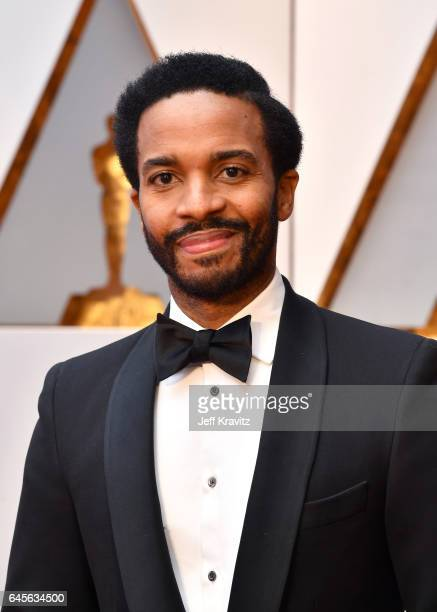 Actor Andre Holland attends the 89th Annual Academy Awards at Hollywood Highland Center on February 26 2017 in Hollywood California