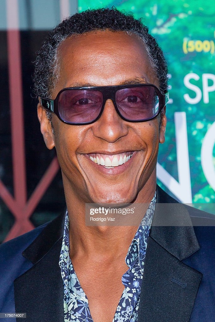Actor <a gi-track='captionPersonalityLinkClicked' href=/galleries/search?phrase=Andre+Royo&family=editorial&specificpeople=228162 ng-click='$event.stopPropagation()'>Andre Royo</a> arrives at 'The Spectacular Now' - Los Angeles Special Screening at the Vista Theatre on July 30, 2013 in Los Angeles, California.