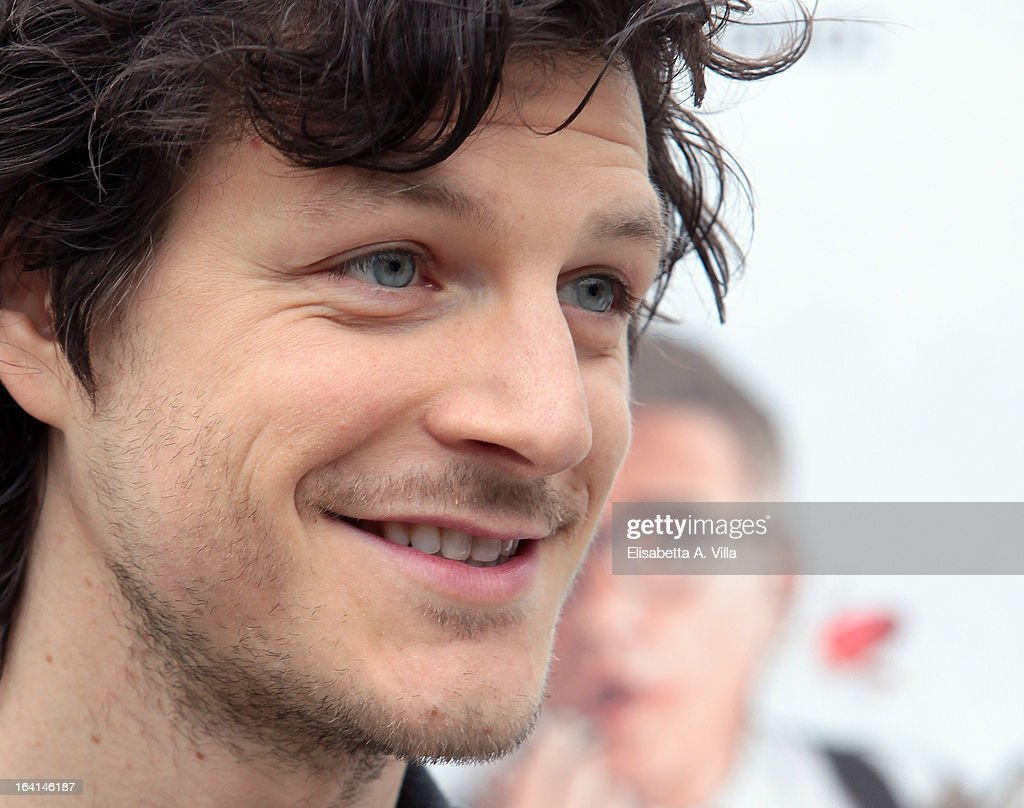 Actor Andrea Bosca attends 'Outing Fidanzati Per Sbaglio' photocall at Casa del Cinema on March 20, 2013 in Rome, Italy.