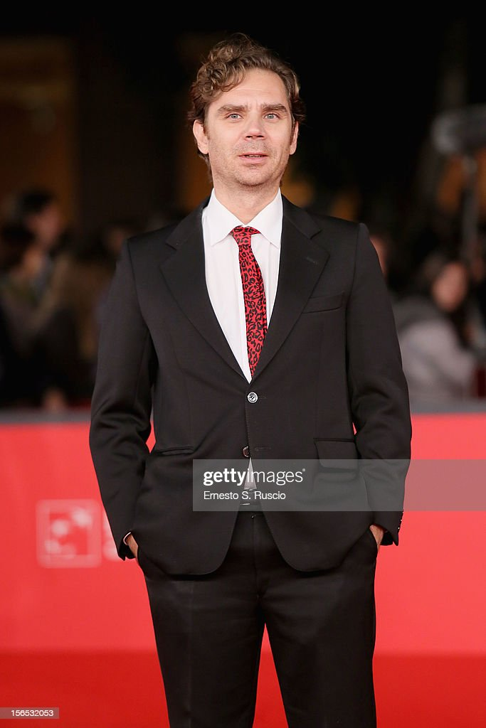 Actor Andrea Bruschi attends the 'Cosimo E Nicole' Premiere during the 7th Rome Film Festival at Auditorium Parco Della Musica on November 16, 2012 in Rome, Italy.