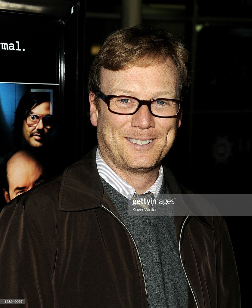 Actor Andrew Daly arrives at the premiere of Open Road Films' 'A Haunted House' at the Arclight Theatre on January 3, 2013 in Los Angeles, California.