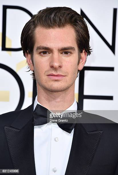 Actor Andrew Garfield attends the 74th Annual Golden Globe Awards at The Beverly Hilton Hotel on January 8 2017 in Beverly Hills California