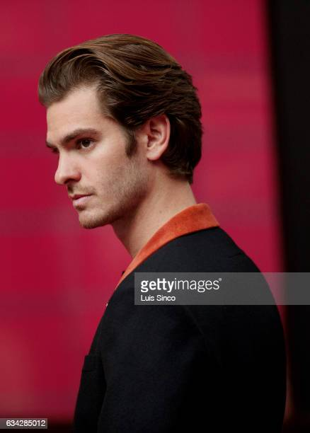 Actor Andrew Garfield is photographed for Los Angeles Times on January 27 2017 in Los Angeles California PUBLISHED IMAGE CREDIT MUST READ Luis...