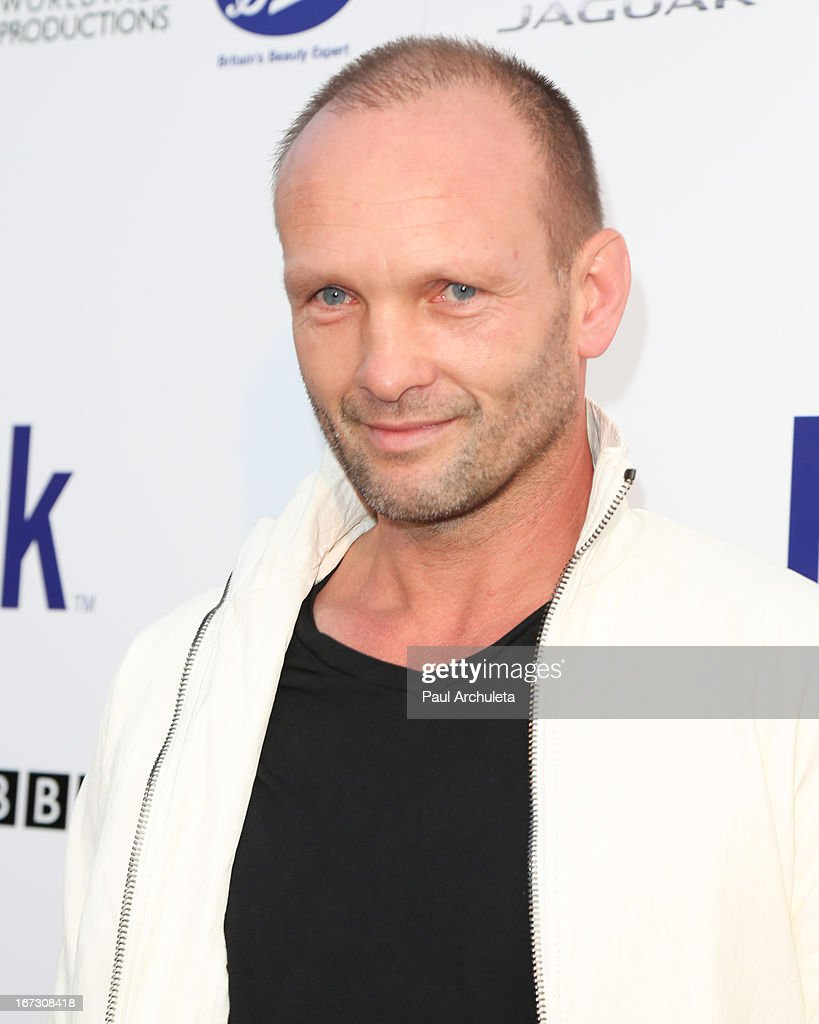 Actor Andrew Howard attends the 7th annual BritWeek Festival 'A Salute To Old Hollywood' launch party at the British Consul General's Residence on April 23, 2013 in Los Angeles, California.