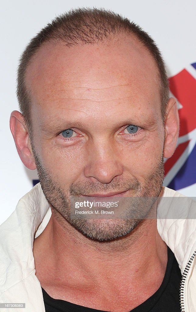 Actor Andrew Howard attends the launch of the Seventh Annual Britweek Festival 'A Salute to Old Hollywood' on April 23, 2013 in Los Angeles, California.