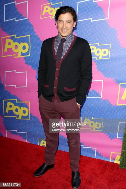 Actor Andrew Keegan attends the premiere of Pop TV's 'Hollywood Darlings' at iPic Theaters on April 6 2017 in Los Angeles California