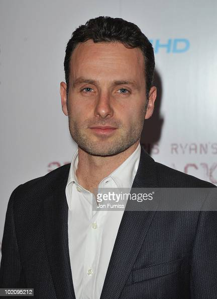 Actor Andrew Lincoln attends the special premiere of Sky One's 'Strike Back' at the Vue West End on April 15 2010 in London England