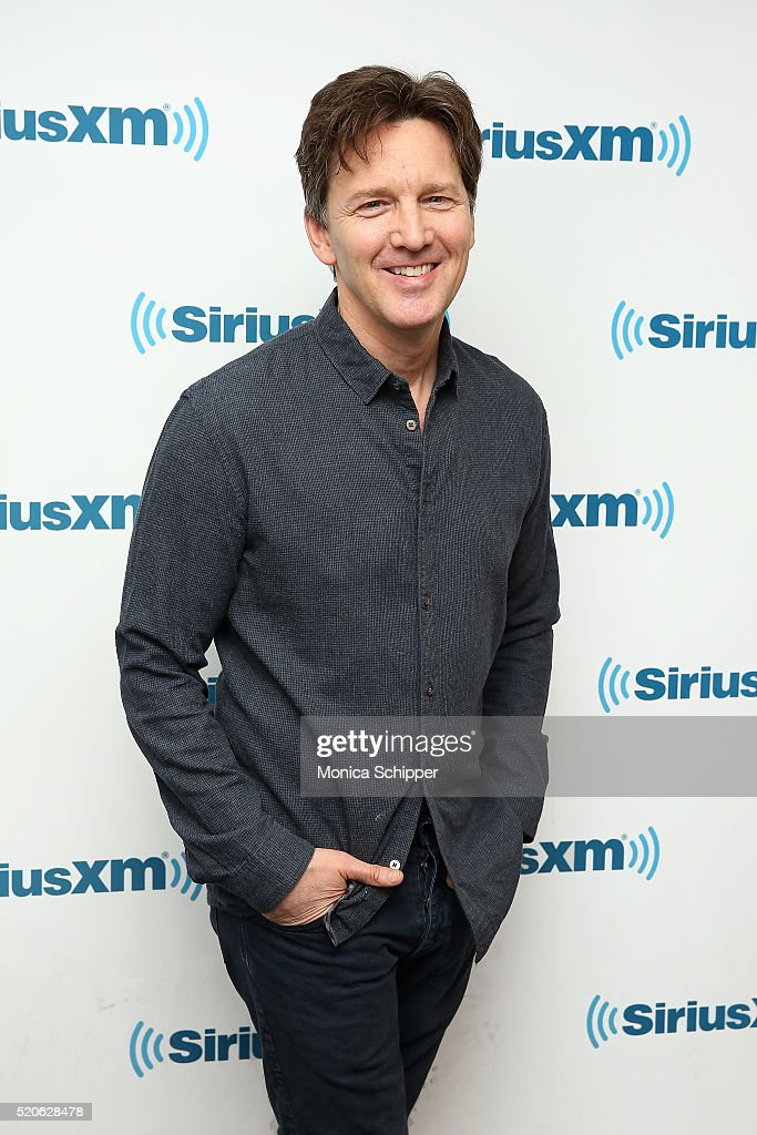 Celebrities Visit SiriusXM - April 12, 2016