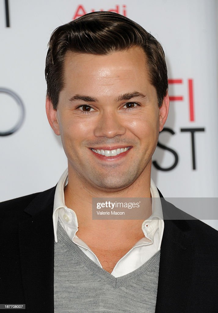 Actor <a gi-track='captionPersonalityLinkClicked' href=/galleries/search?phrase=Andrew+Rannells&family=editorial&specificpeople=2471329 ng-click='$event.stopPropagation()'>Andrew Rannells</a> attends the screening of 'Nebraska' during AFI FEST 2013 presented by Audi at TCL Chinese Theatre on November 11, 2013 in Hollywood, California.