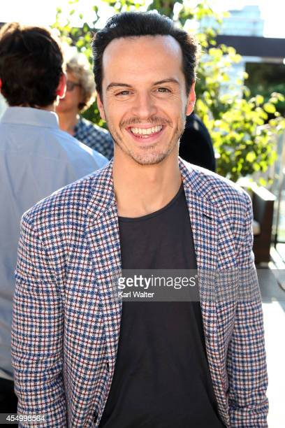 Actor Andrew Scott attends the British Film Commission We are UK Film Party during the 2014 Toronto International Film Festival held at the Spoke...