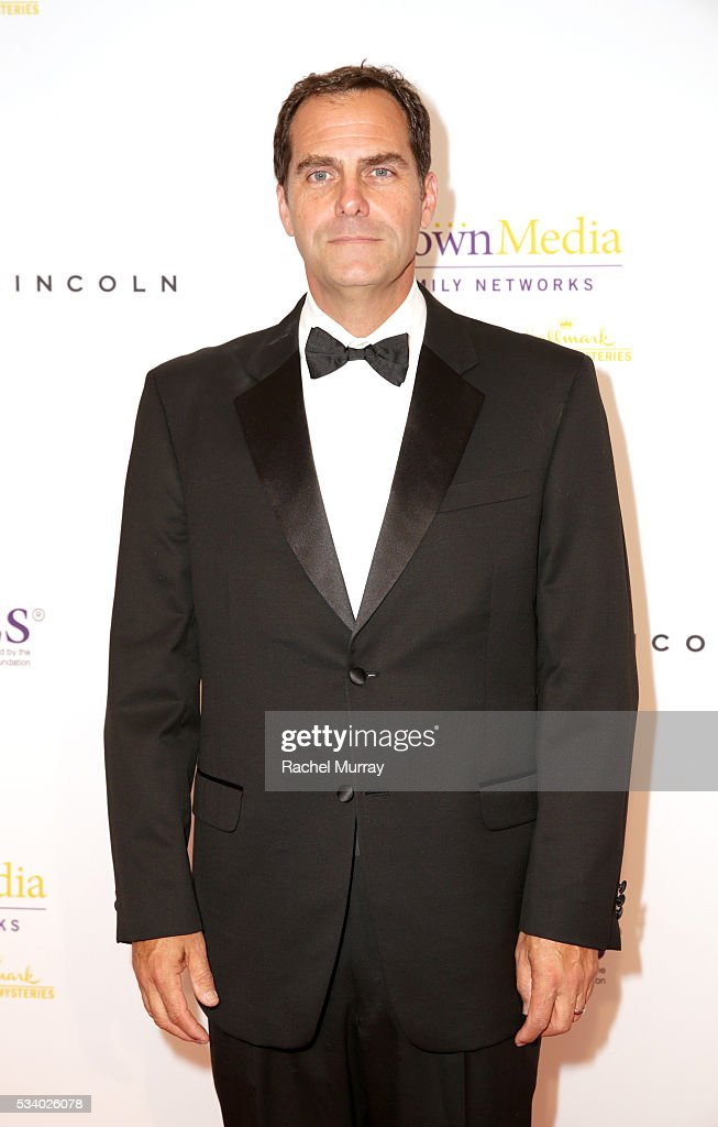 Actor Andy Buckley attends the 41st Annual Gracie Awards at Regent Beverly Wilshire Hotel on May 24, 2016 in Beverly Hills, California.