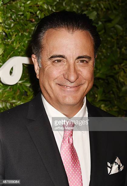 Actor Andy Garcia arrives at the Salvatore Ferragamo 100 Years In Hollywood celebration at the newly unveiled Rodeo Drive flagship Salvatore...