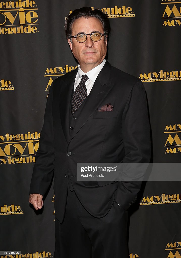 Actor Andy Garcia attends the 21st annual Movieguide Awards at Hilton Universal City on February 15, 2013 in Universal City, California.