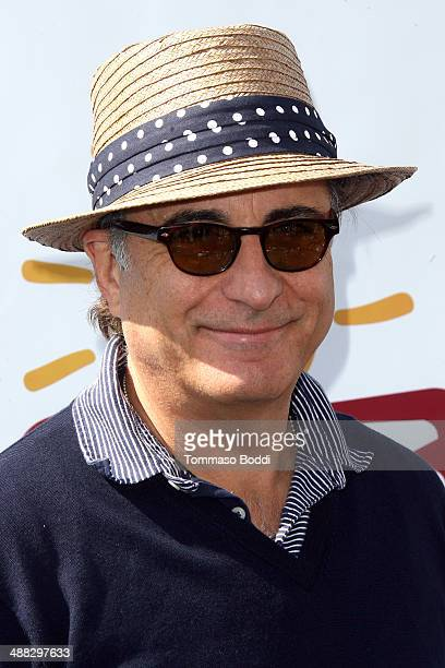 Actor Andy Garcia attends the 7th annual George Lopez Celebrity Golf Classic presented by Sabra Salsa held at the Lakeside Golf Club on May 5 2014 in...