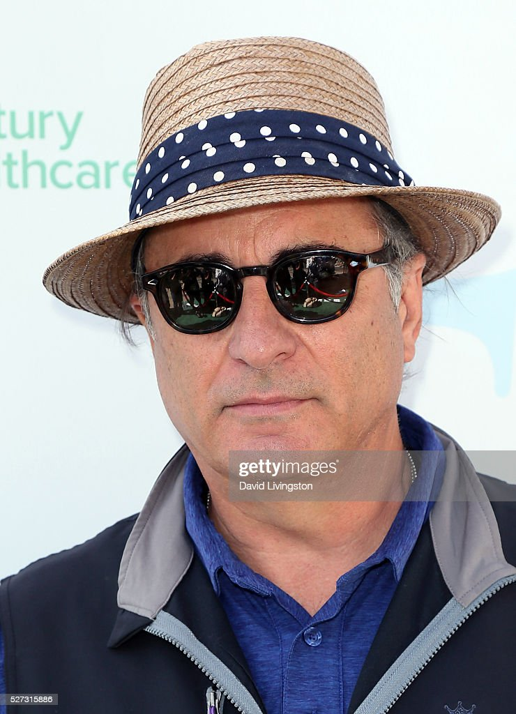 Actor Andy Garcia attends the Ninth Annual George Lopez Celebrity Golf Classic at Lakeside Golf Club on May 2, 2016 in Burbank, California.