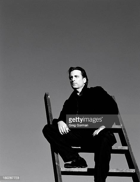 Actor Andy Garcia is photographed for Spec on May 1 2003 in Los Angeles California