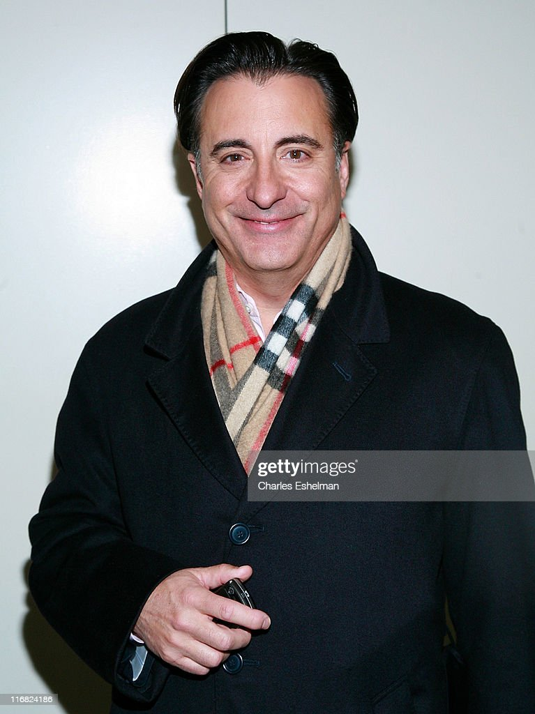 "Andy Garcia Visits FOX's ""The Morning Show with Mike and Juliet"