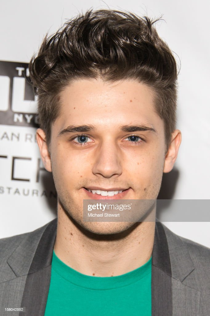 Actor Andy Mientus attends 'BARE The Musical' Opening Night at New World Stages on December 9, 2012 in New York City.