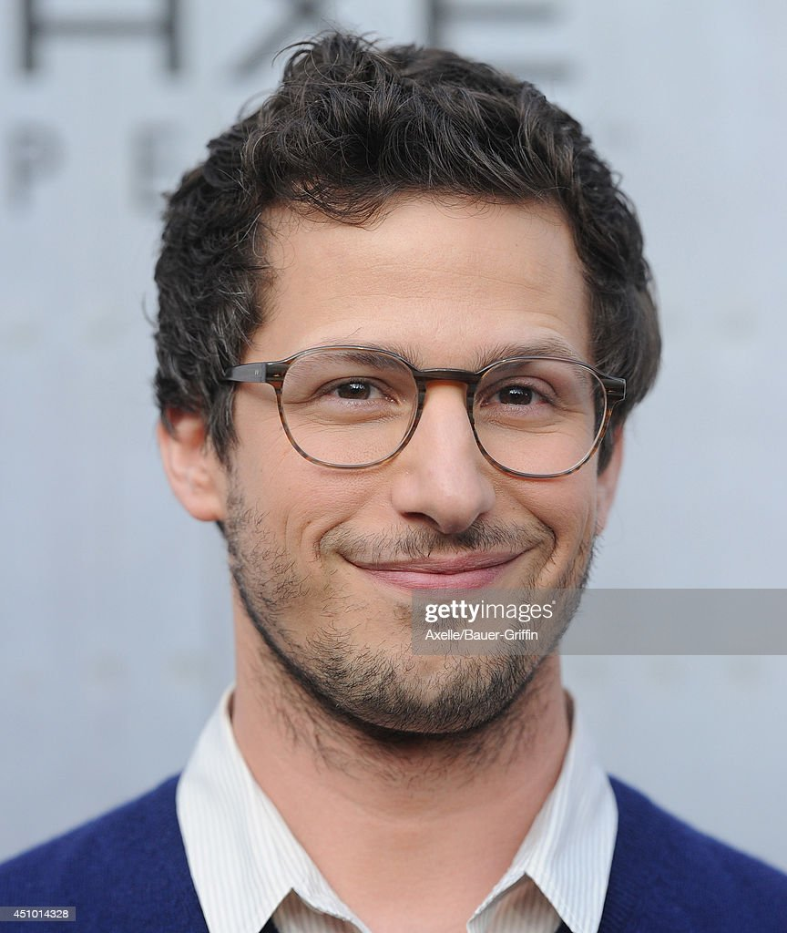 Actor <a gi-track='captionPersonalityLinkClicked' href=/galleries/search?phrase=Andy+Samberg&family=editorial&specificpeople=595651 ng-click='$event.stopPropagation()'>Andy Samberg</a> arrives at Spike TV's 'Guys Choice' Awards at Sony Studios on June 7, 2014 in Los Angeles, California.