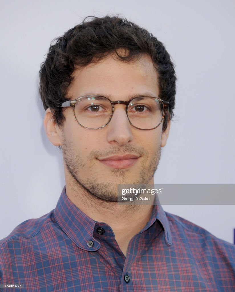 Actor <a gi-track='captionPersonalityLinkClicked' href=/galleries/search?phrase=Andy+Samberg&family=editorial&specificpeople=595651 ng-click='$event.stopPropagation()'>Andy Samberg</a> arrives at the Los Angeles premiere of 'The To Do List' at Regency Bruin Theatre on July 23, 2013 in Los Angeles, California.