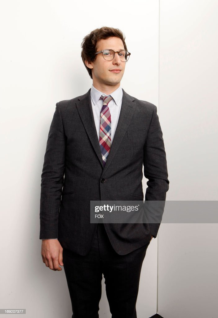 Actor <a gi-track='captionPersonalityLinkClicked' href=/galleries/search?phrase=Andy+Samberg&family=editorial&specificpeople=595651 ng-click='$event.stopPropagation()'>Andy Samberg</a>.