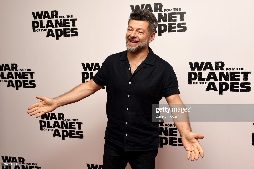 Actor Andy Serkis attends a screening of 'War For The Planet Of The Apes' at The Ham Yard Hotel on June 19, 2017 in London, England.