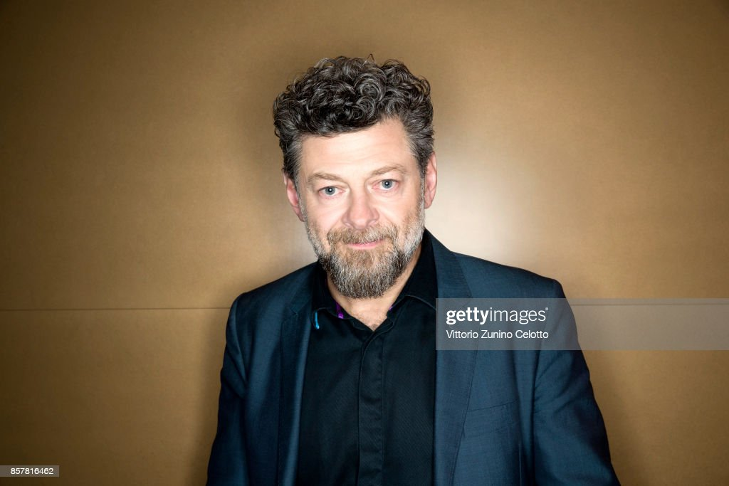 Actor Andy Serkis is photographed during the 61st BFI London Film Festival on October 4, 2017 in London, England.