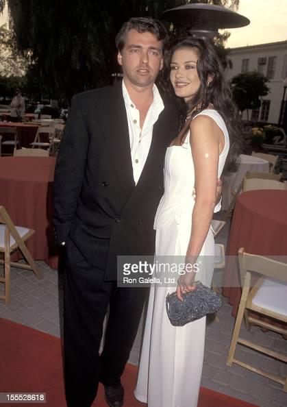 Angus Macfadyen & Catherine Zeta Jones Stock Photos and ...