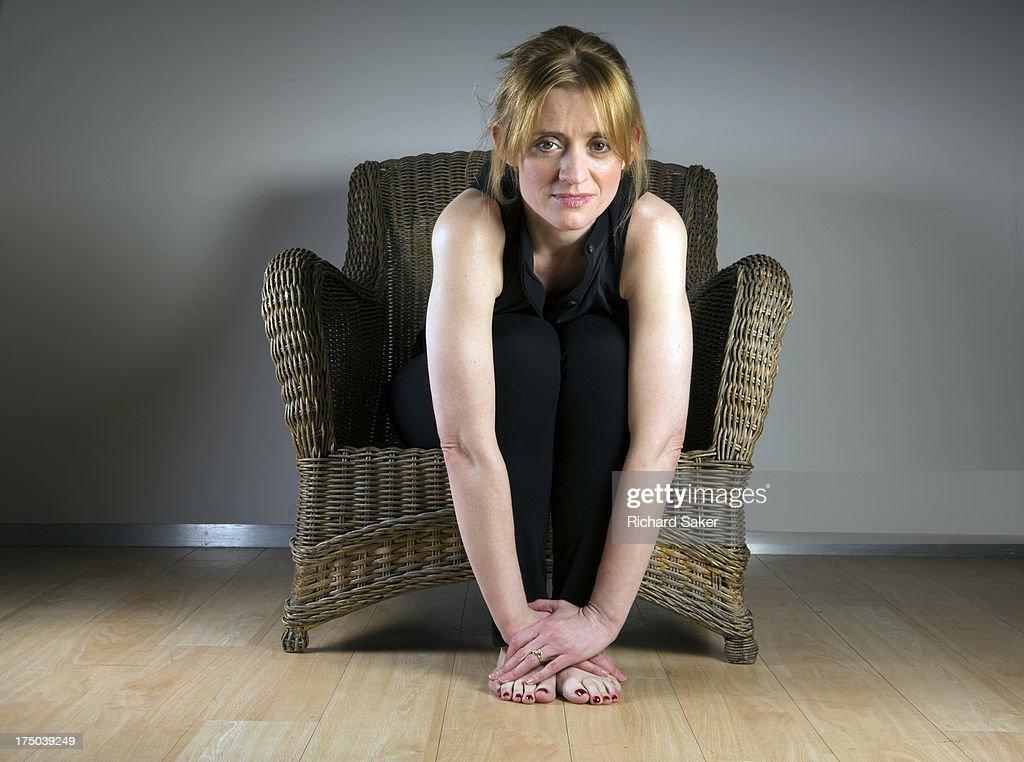Anne Marie Duff, Observer UK, May 19, 2013